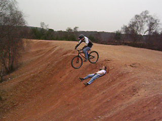 Quarry Mark-Jump